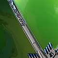 40 Ford - Grill Detail-8610 by Gary Gingrich Galleries