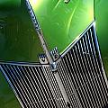 40 Ford - Grill Detail-8618 by Gary Gingrich Galleries
