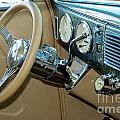 40 Ford Coupe Dash by Mark Dodd