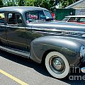 41 Hudson Super Six Side View by Mark Dodd