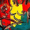 Nude by Mark Kazav