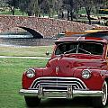 47 Olds Woody by Bill Dutting