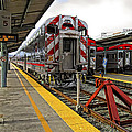 4th And King St. Caltrains Station - San Francisco by Daniel Hagerman