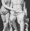 Aesculapius, Greek God Of Medicine by Science Source