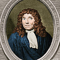 Anton Van Leeuwenhoek, Dutch by Science Source