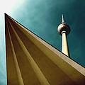 Berlin Tv Tower by Falko Follert