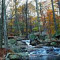 Big Hunting Creek Upstream From Cunningham Falls by Mark Dodd