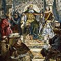 Charlemagne (742-814) by Granger