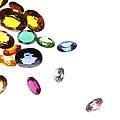 Colorful Gems by Setsiri Silapasuwanchai