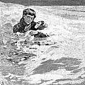 Dakota Blizzard, 1888 by Granger