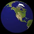 Earth by Friedrich Saurer