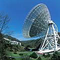 Effelsberg Radio Telescope by Detlev Van Ravenswaay