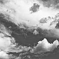 English Summer Sky by David Pyatt