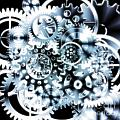 Gears Wheels Design  by Setsiri Silapasuwanchai