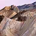 Golden Canyon Death Valley by Dean Pennala