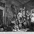 Hogarth: Rakes Progress by Granger