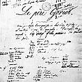 Honore De Balzac (1799-1850) by Granger