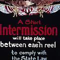 Intermission Slide by Granger