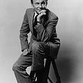 Jack Paar 1918-2004, American by Everett