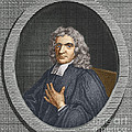 John Flamsteed, English Astronomer by Science Source