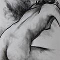 Life Drawing by David Alfonsetti