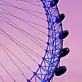 London Eye by David Pyatt