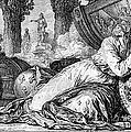 Louis Xv (1710-1774) by Granger