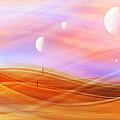 5 Moons by Karen Shivas