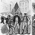 New York: Draft Riots, 1863 by Granger