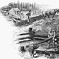 Oregon Trail Emigrants by Granger