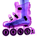 Rollerblade Boot by Ted Kinsman