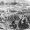 Seven Days Battles, 1862 by Granger