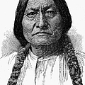 Sitting Bull (1834-1890) by Granger