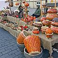Spting Faire In Vilnius Lithuania by Aleksandr Volkov