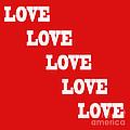 5 Steps Of Love by Paul Ward