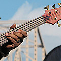 5-string Bass by C H Apperson