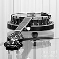 5-string On Glass by Robert Frederick