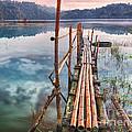 Tamblingan Lake by MotHaiBaPhoto Prints
