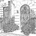 The Doors Of London by Joseph Hendrix