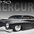 50 Mercury Coupe by Mike McGlothlen