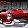50 Mercury Lowrider by Mike McGlothlen