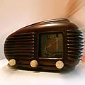50's Radio by Alessandro Della Pietra
