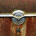 54 Buick Emblem by Steve McKinzie