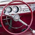 55 Chevy Ss Dash by Glenn Gordon