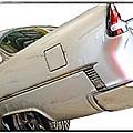 '55 Chevy by Susan Leggett