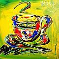 Coffee by Mark Kazav