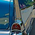 57 Chevy Bel Air 2 by Mark Dodd