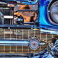'57 Chevy by Guy Harnett