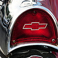 57 Chevy Tail Light by Paul Ward