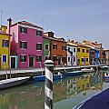 Burano - Venice - Italy by Joana Kruse